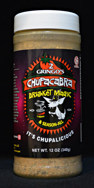 2 Gringos Chupacabra - Brisket Magic