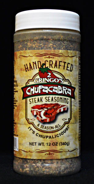 2 Gringos Chupacabra - Steak Seasoning