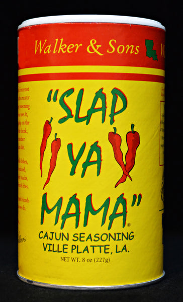 """Slap Ya Mama"" Cajun Seasoning"