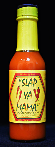 """Slap Ya Mama"" Pepper Sauce"