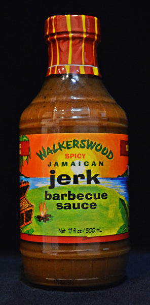 Walkerswood Jamaican Jerk Barbecue Sauce Spicy