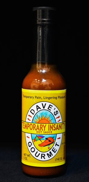 Dave's Gourmet - Temporary Insanity Hot Sauce