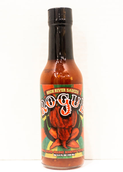 High River Sauces Rogue Hot Sauce