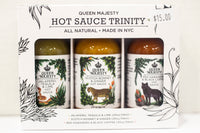 Queen Majesty Hot Sauce Trinity Gift Pack