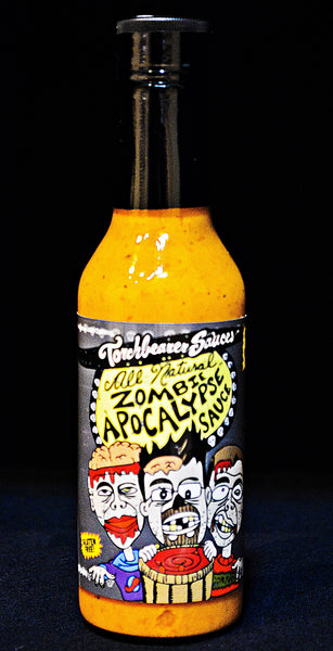 Torchbearer Sauces All Natural Zombie Apocalypse Hot Sauce