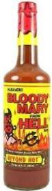 Habanero Bloody Mary From Hell Mix