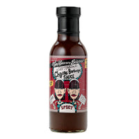Torchbearer Sauces All Natural Spicy Chipotle BBQ Sauce