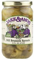 Jake & Amos Pickled Dill Brussels Sprouts