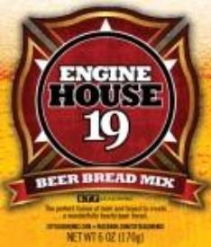 Engine House 19 Beer Bread Mix