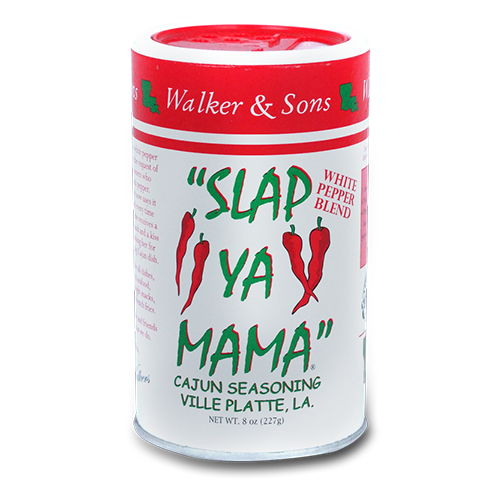 """Slap Ya Mama"" White Pepper Blend Cajun Seasoning"