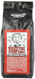 Wake The Fu*k Up!!! Extra Strong Coffee Chocolate Macadamia Nut