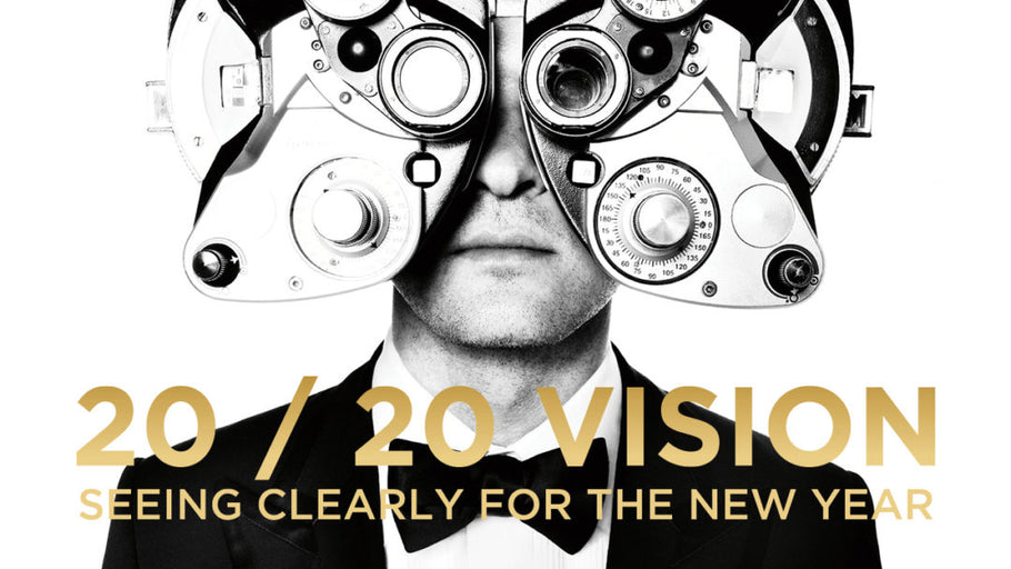20/20 Vision: Seeing Clearly for the New Year!