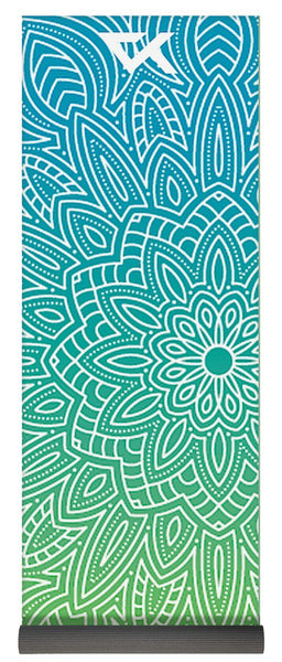 Lotus Flower Yoga Mat