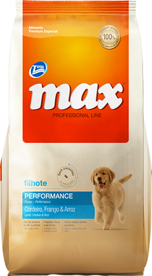Total Max Cachorros Performance