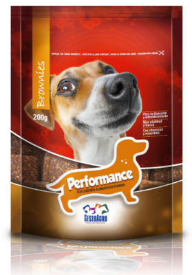 Brownies Performance x 200 g