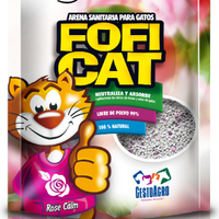 Arena Fofi Cat Rose x 5 Kg