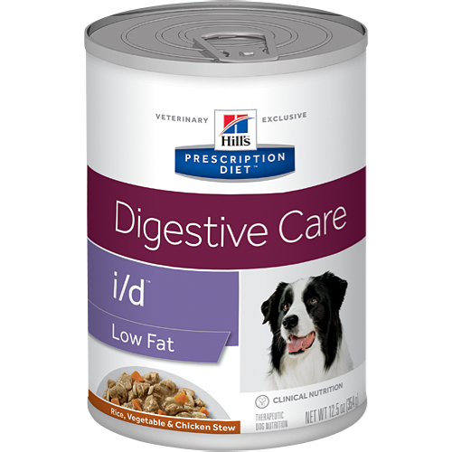 Hills Lata Canine i/d Low Fat
