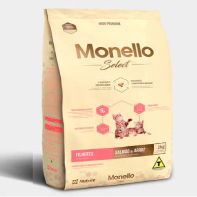 MONELLO GATO SELECT CACHORRO X 2 KG