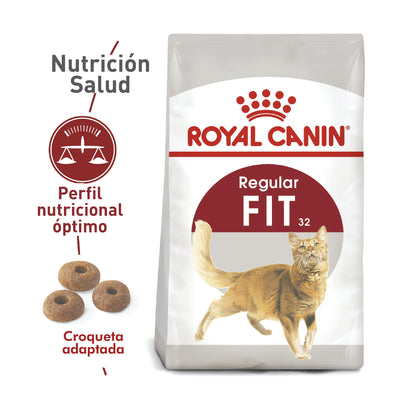 Royal Canin Fit 32 Alimento para Gatos