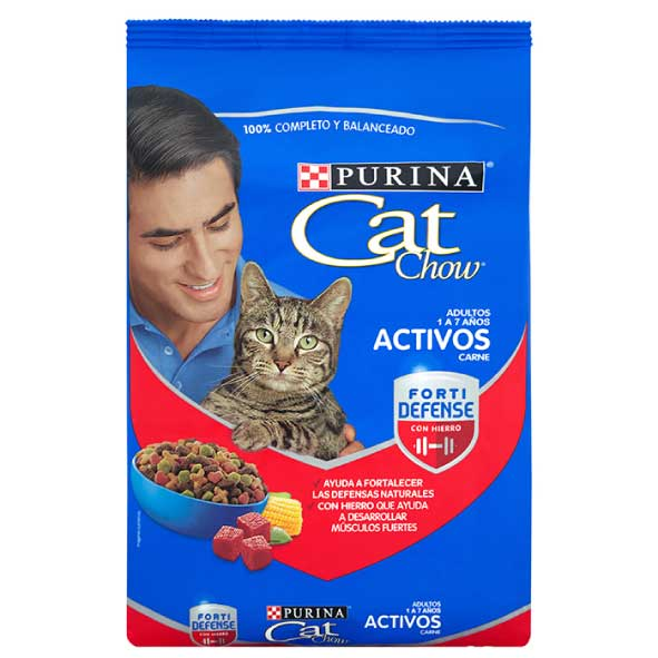CAT CHOW ADULTOS  X 8 KG