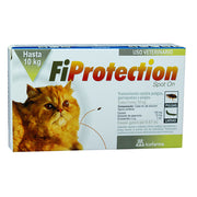 antipulgas para gatos fiprotection