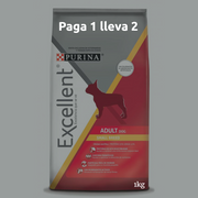 Purina Excellent Adulto Small Breed para Perros x 1kg