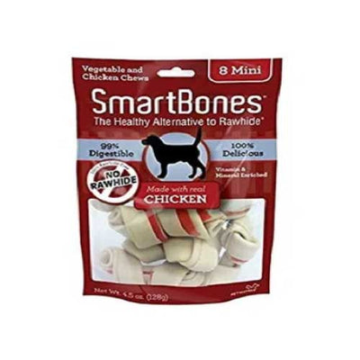 SmartBones Chicken Mini x 127 g