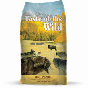 taste of the wild para perros