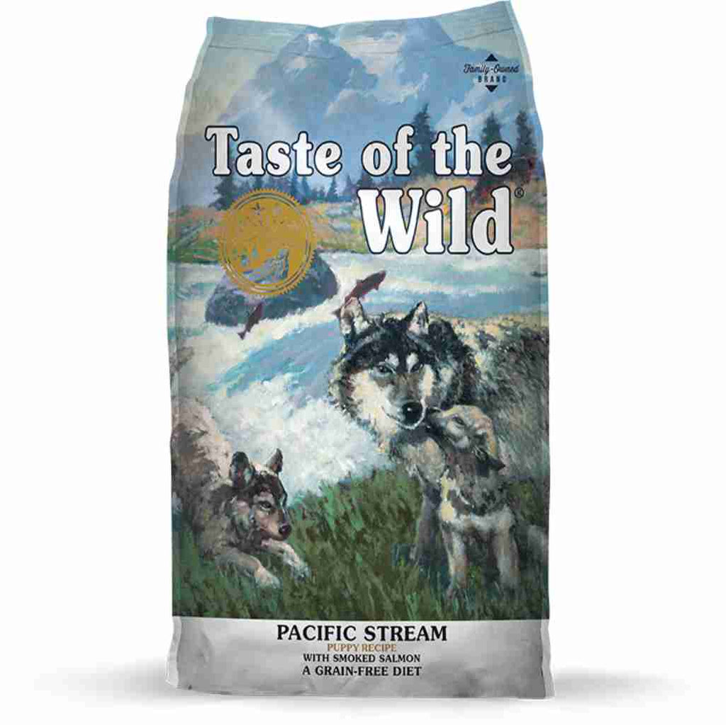 Taste of the Wild Puppy Pacific Stream para perros