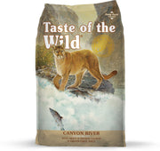 Taste of the wild gatos canyon river