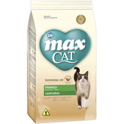max cat gatos castrados
