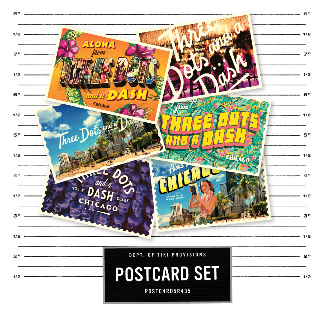 Postcard Set (5 Pack)