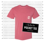 Pocket Tee - Paprika