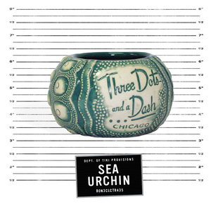 Sea Urchin - Green