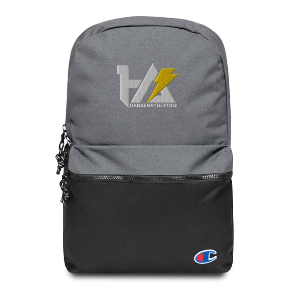 Embroidered HA Backpack
