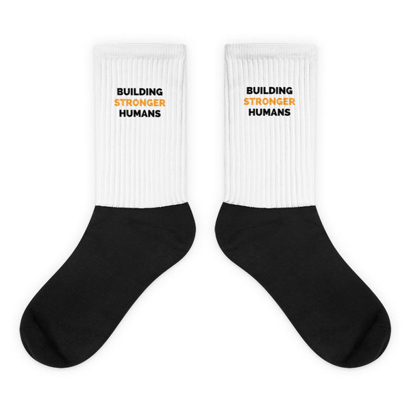 Building Stronger Humans Sock