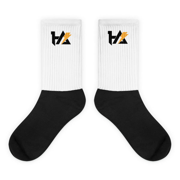 HA LOGO SOCKS