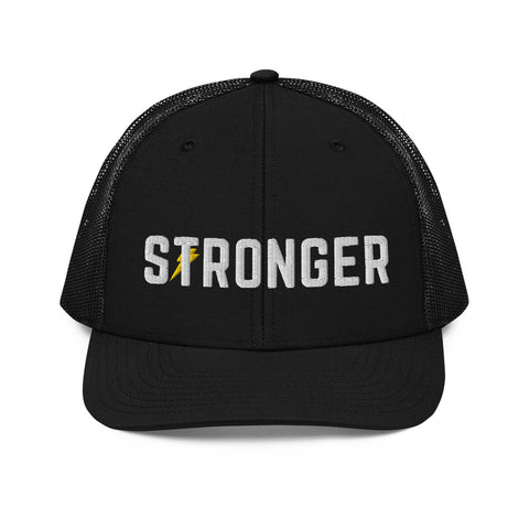 Stronger Trucker Cap