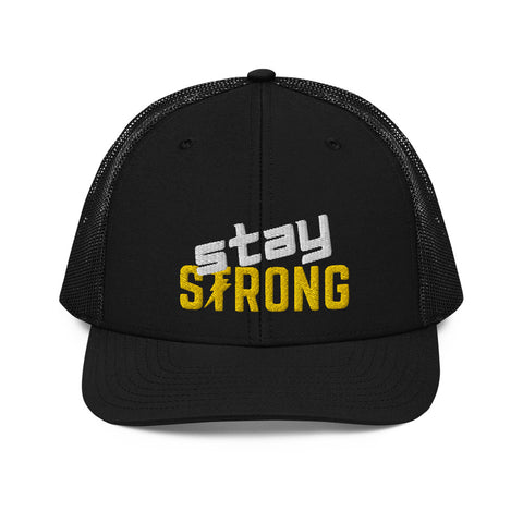 Stay Strong Trucker Hat