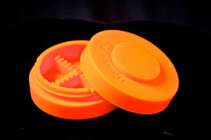 Orange Medium Divider Pro