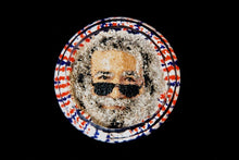 Andy Buckles Glassworks Jerry Garcia Millie Coin