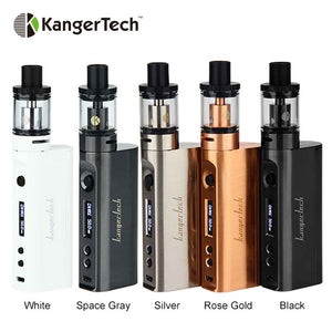Original Kangertech Subox Mini-C Vape Starter Kit 50W Max with Protank 5