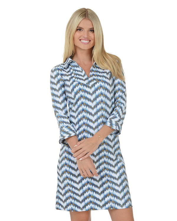Ridge Island Polo Dress