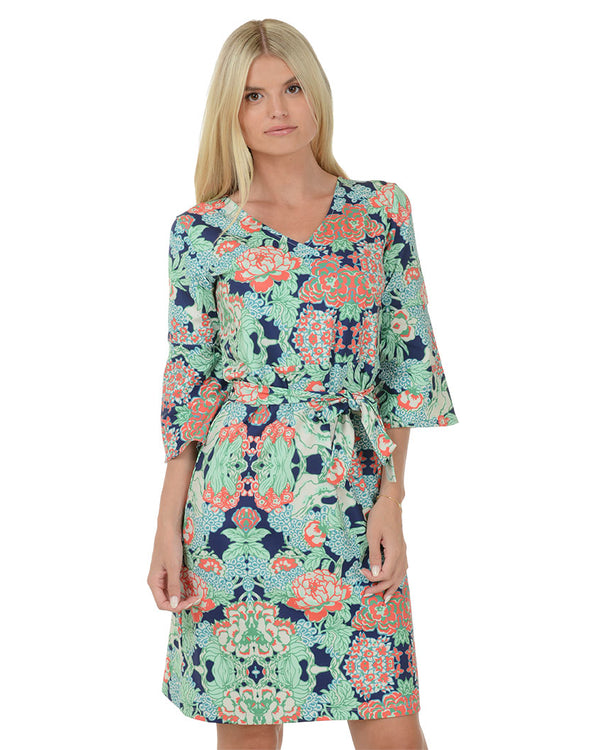 Molokai Belted Dress