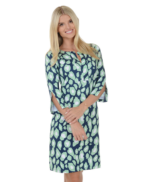 Lucayan 3/4 Sleeve Dress