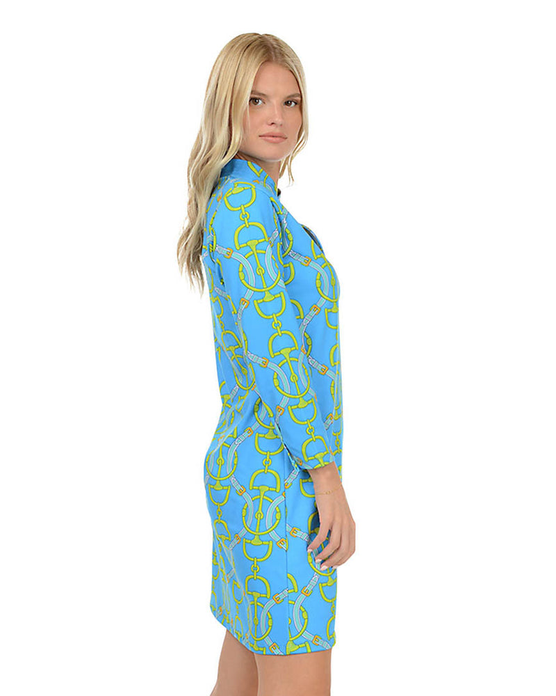 Phuket Mock Neck Tunic