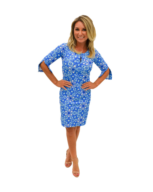 Michelle 3/4 Sleeve Dress