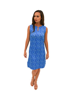 Katie Sleeveless Shift Dress
