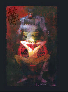 Bill Sienkiewicz Sketchbook 2019 HC