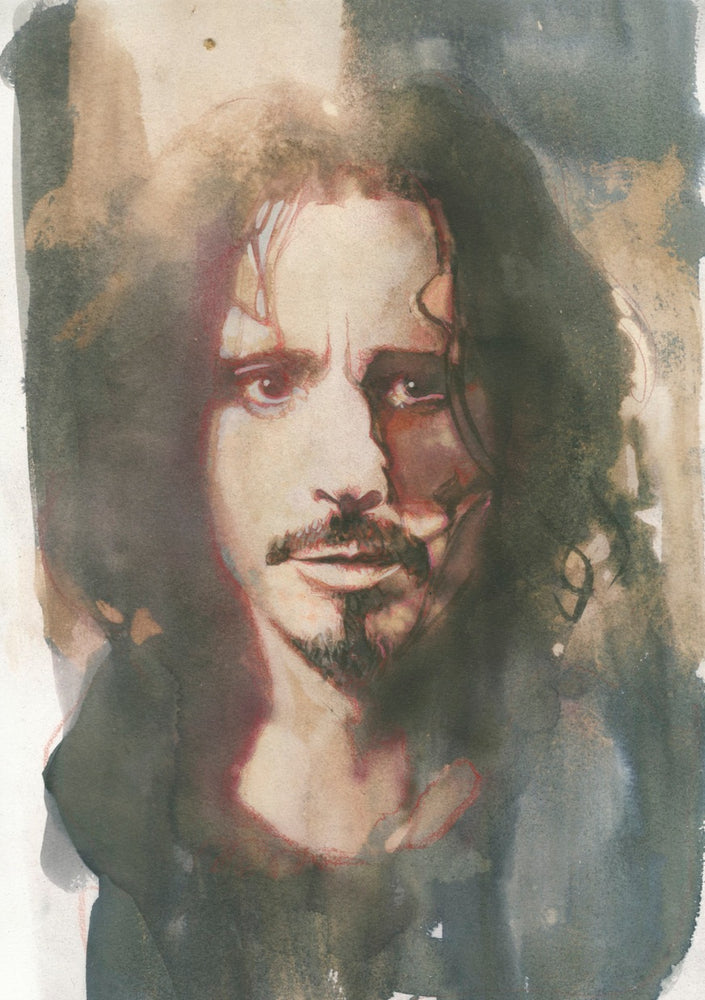 Chris Cornell Homage